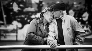 Elderly couples love #1
